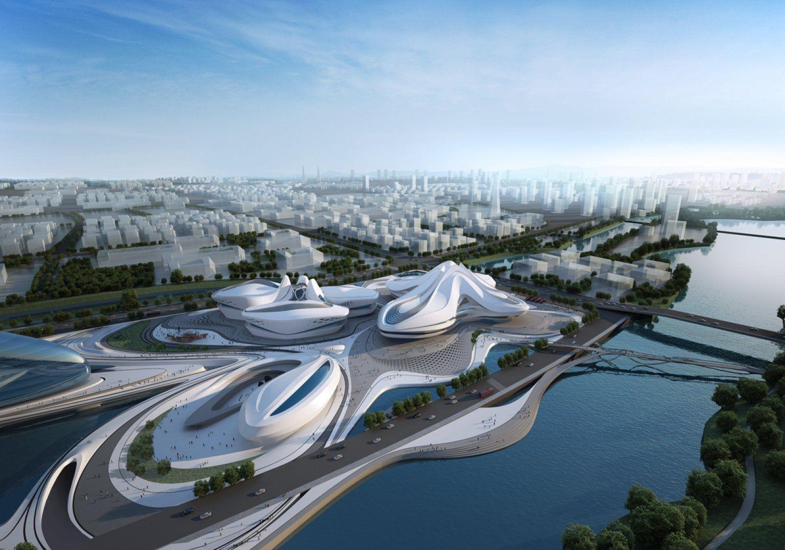 Modern Architecture Zaha Hadid zaha hadid: a complete list of unbuilt designs | zaha hadid, zaha