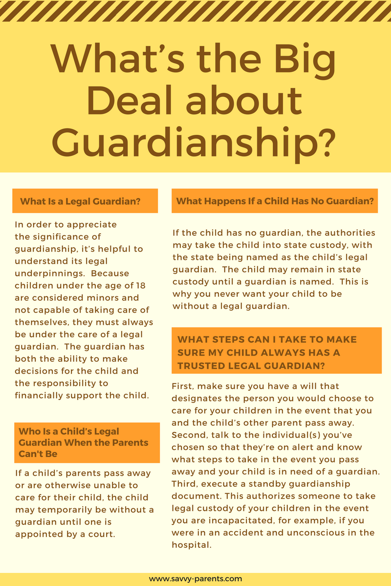What S The Big Deal About Guardianship Savvy Parents Guardianship Legal Guardianship Family Matters