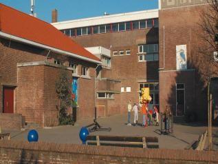 Mijn oude basisschool, de O.G. Heldringschool in Den Haag