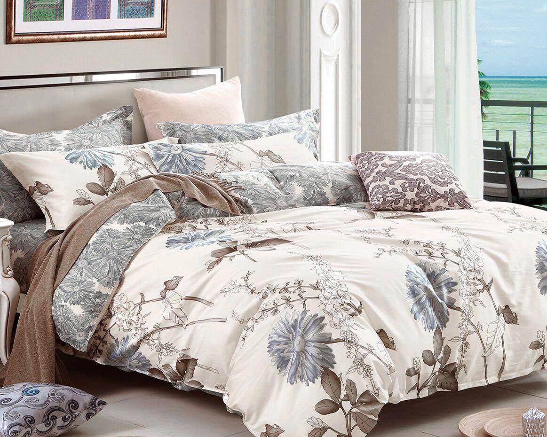ThreeL Florals 100/% Cotton Duvet Cover Bedding Set NOT Comforter Set