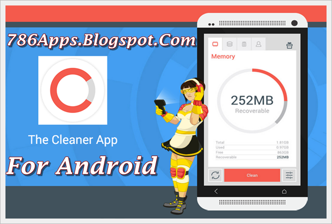 The Cleaner 1.5.3 For Android Apk Latest Version Android