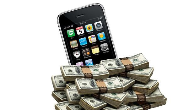 App Making What Does An Average App Make? Iphone cost