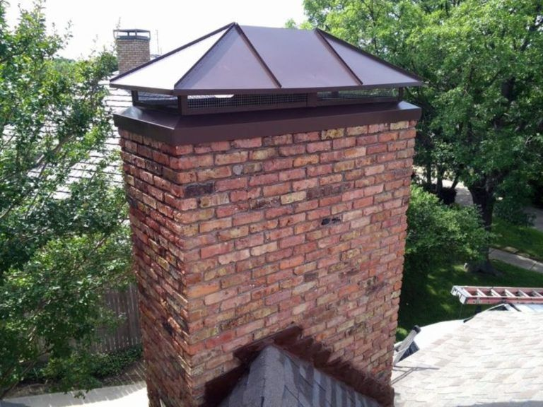 A Chimney Hat Is A Protective Auxiliary That You Can Area On The