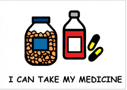 A Social Story about taking medicine when you are sick. Great for children with additional needs such as Autism.