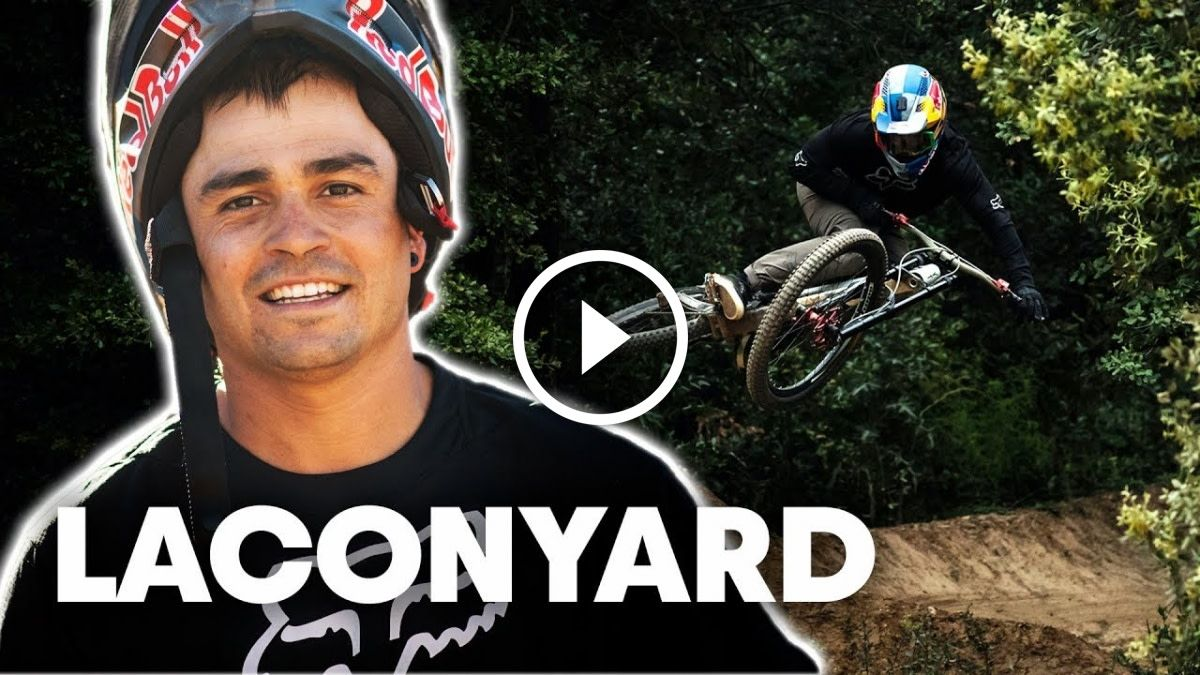 Watch Andreu Lacondeguy Builds The Perfect Freeride Training