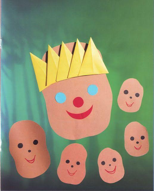 Kroon vouwen