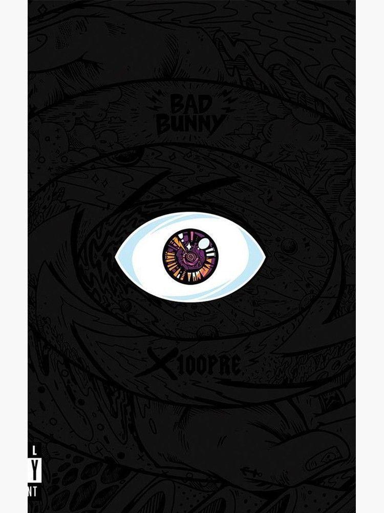 'BAD BUNNY X100PRE' TShirt by sidomampirb badbunny