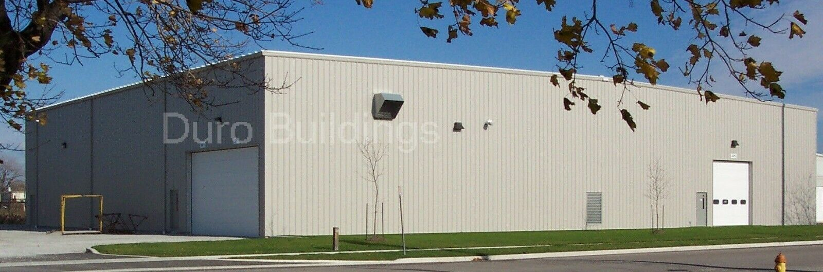 DuroBEAM Steel 100x102x20 American Made Metal Clear Span