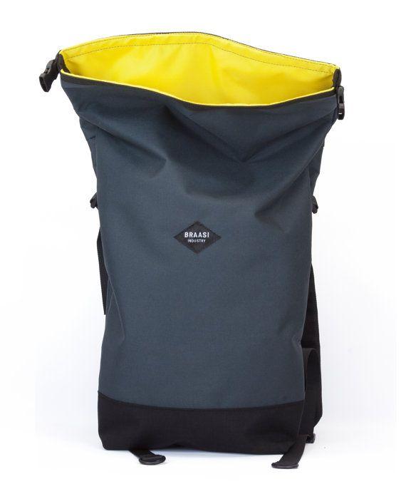 Chrome Urban EX Rolltop Rucksack Daypack Fahrradrucksack Wasserdicht 28 L Olive