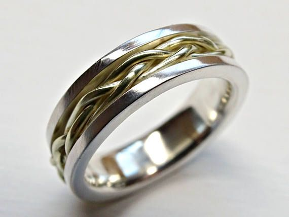 Pin On Bague Homme
