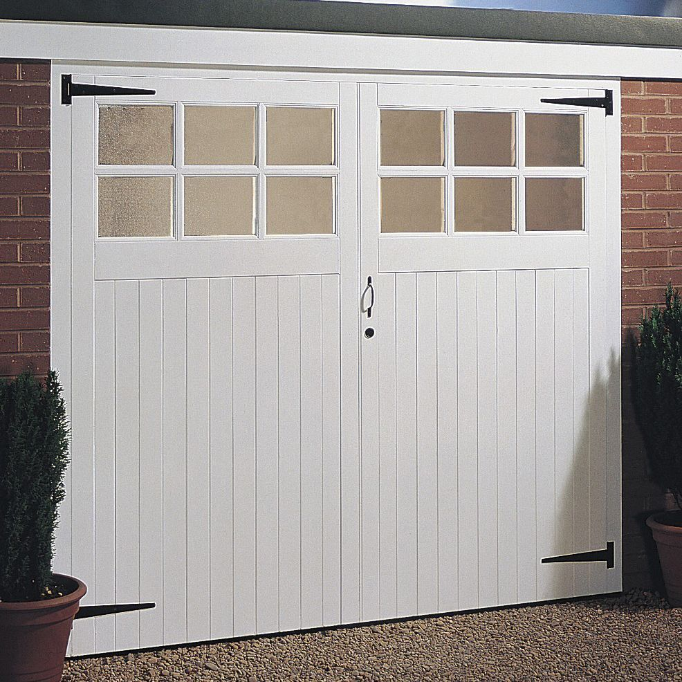 Available Separately Side Hung Pair Of Doors Garage Door (H)1981mm (W & Side Hung Garage Door Pair (H)1981mm (W)2134mm | Garage doors ... pezcame.com