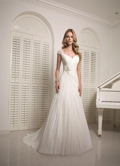 Vestidos de novia casa blanca
