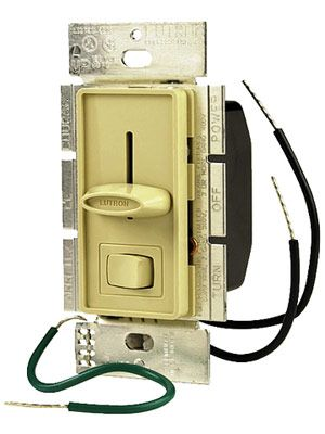 About Switches: Single Pole, Three-Way, Four-Way, Dimmer, Occupancy ...