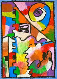 Pin by Michele Weisinger on My Art Class Blog | Elementary art, Elementary art rooms, Line art lesson
