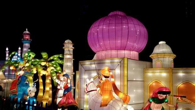 laterns festival 2015 lantern festivalsingaporefestivalsgardens - Garden By The Bay Mid Autumn Festival 2015