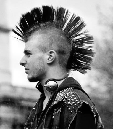 80 S Punk Rock Fashion Men Google Search Punk Punk Punk