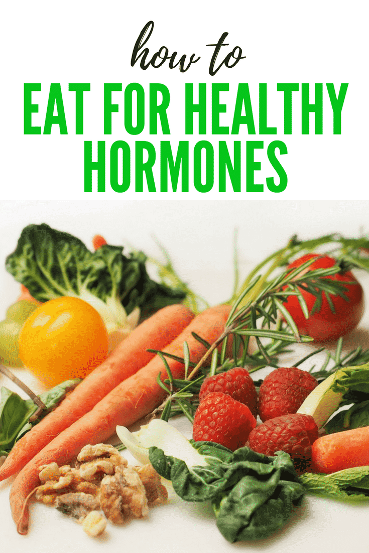 Eating for Healthy Hormones with Holistic Health Coach