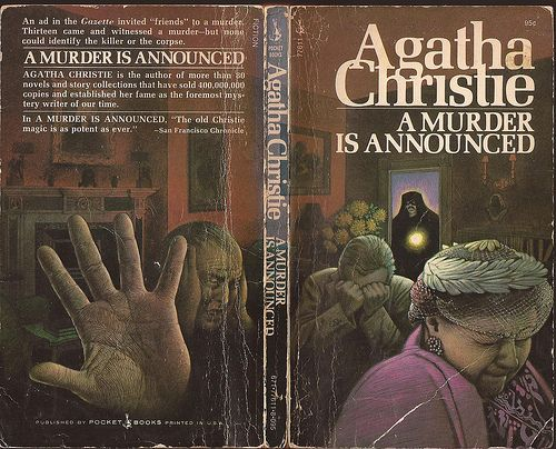 Tom Adams Cover Art Agatha Christie Agatha Christie Books Mini
