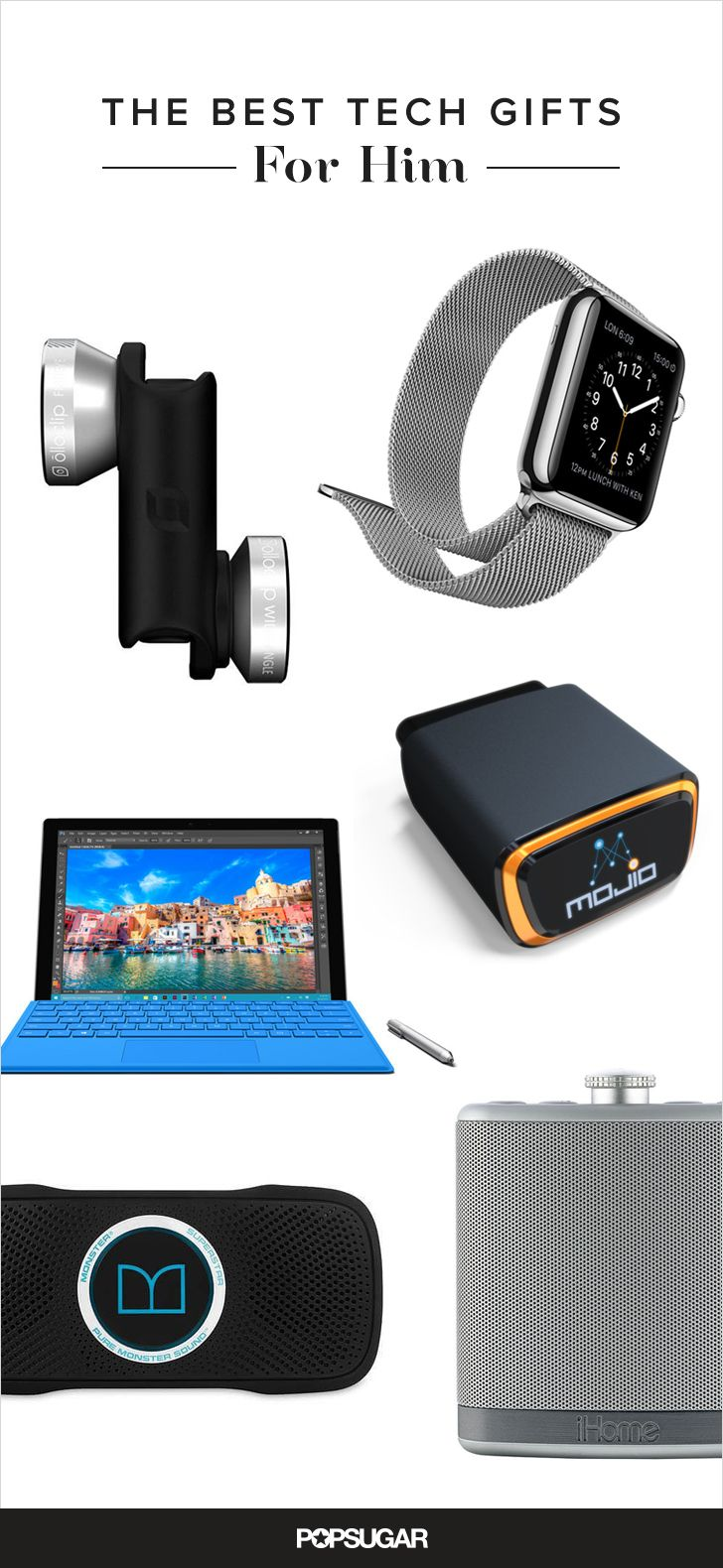 Christmas Tech Gifts 2019.Show Him Some Love This Valentine S Day With The 131 Best High Tech