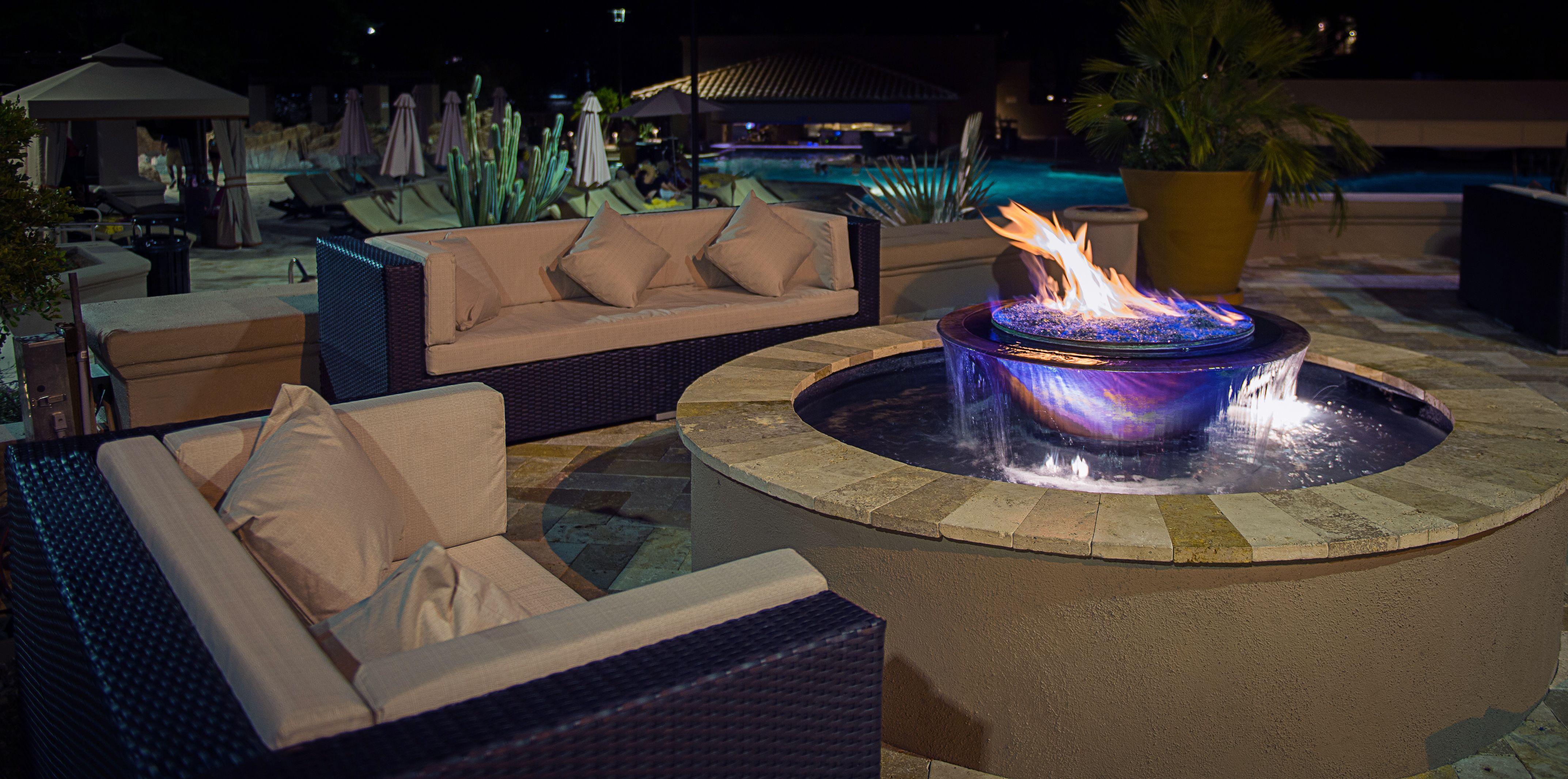 Fire Pit Warm The Westin La Paloma Resort Spa Tucson