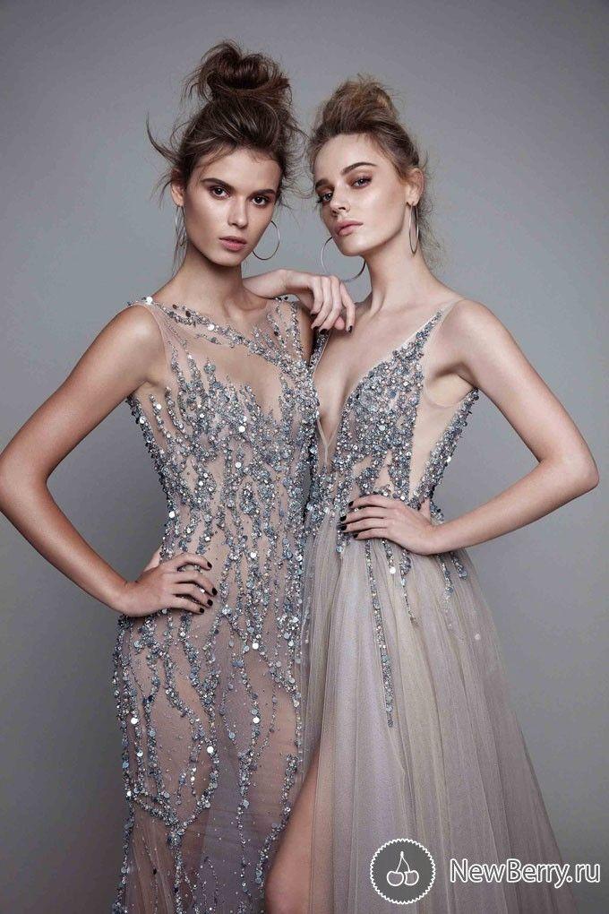 Вечерние платья Berta 2017 Vestiti Formali 37d749a4d60