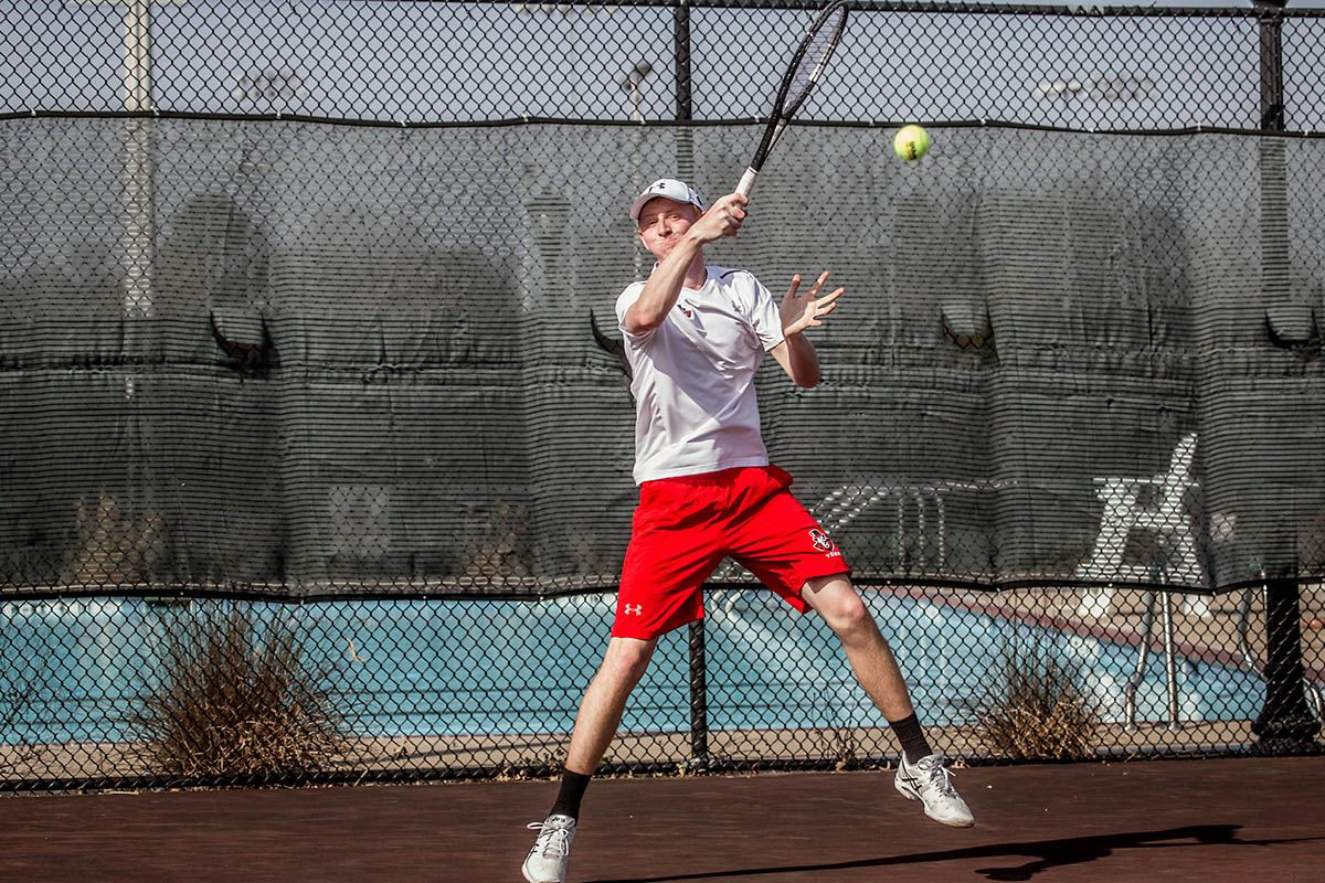 Austin Peay State University Men's Tennis at Tennessee