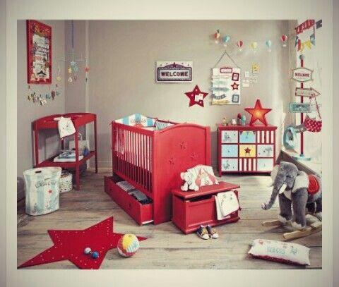 Decoración dormitorios bebés!