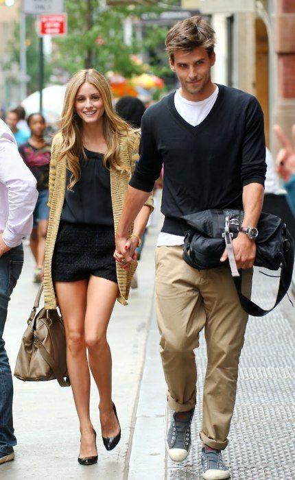 hot couple style