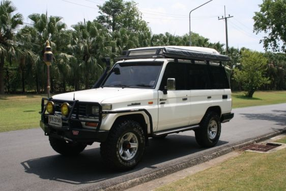 Toyota Land Cruiser Turbo Diesel Expedition On Off Road Central Bangkok Region Suv Mpv Cars For Sale Bahtsold Com Baht Sold
