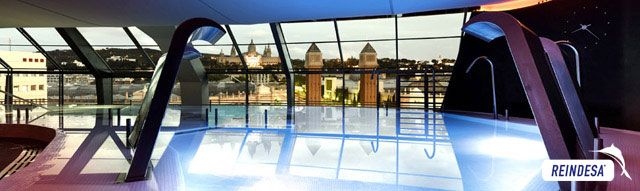 reindesa spa views barcelona spa pinterest spa
