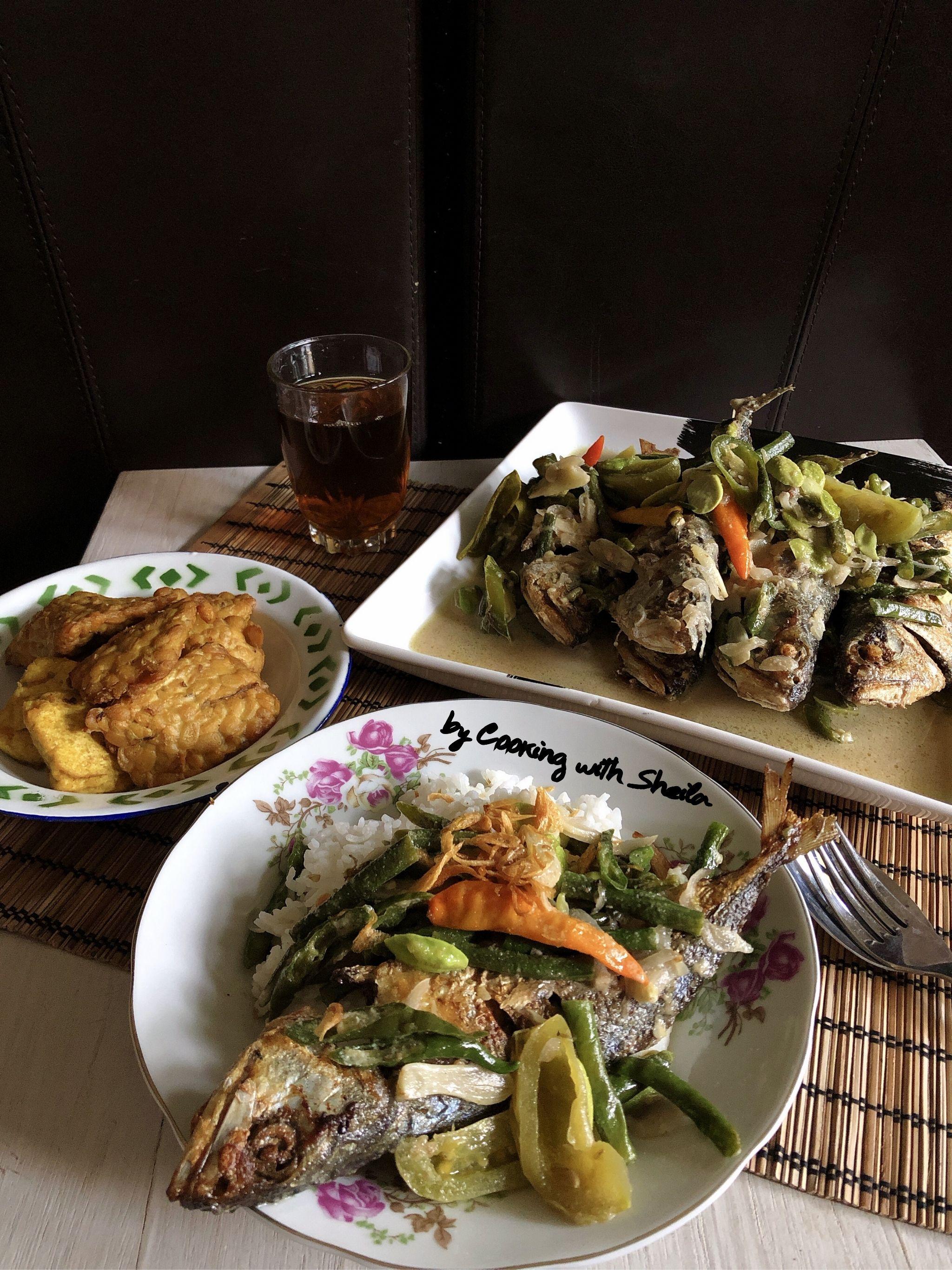 Ikan Kembung Cabai Hijau Makanan, Resep makanan, dan