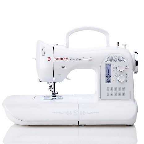 Singer One Plus Computerized Sewing Machine I Am So Excited I Impressive Singer One Plus Sewing Machine
