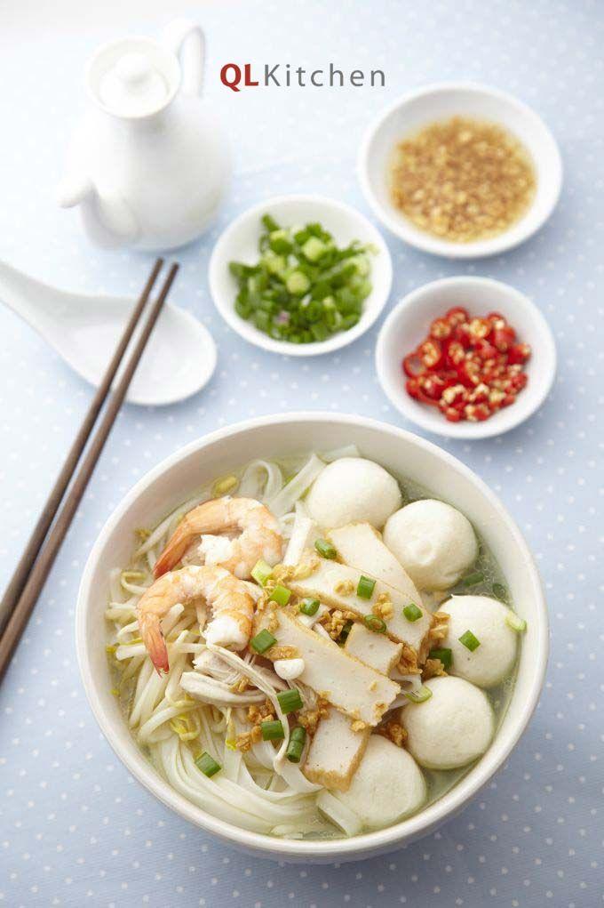 Recipes Soup Recipes Chicken Soup Recipe With Kuey Teow Chicken Soup Recipes Soup Recipes Asian Soup Recipes