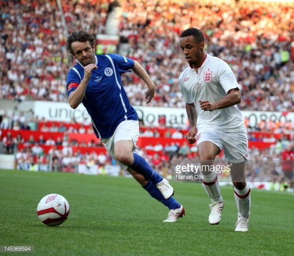 Aston Merrygold And Michael Sheen Attend The Soccer Aid Foorball Michael Sheen Soccer Aid Michael