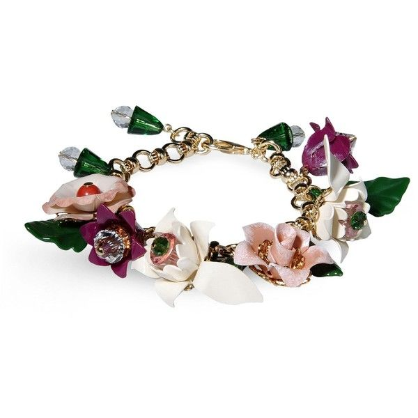 6ca4ad13 Dolce & Gabbana Bracelet (3,500 SAR) ❤ liked on Polyvore featuring jewelry,  bracelets, accessories, green, dolce&gabbana, bracelet jewelry, dolce  gabbana ...