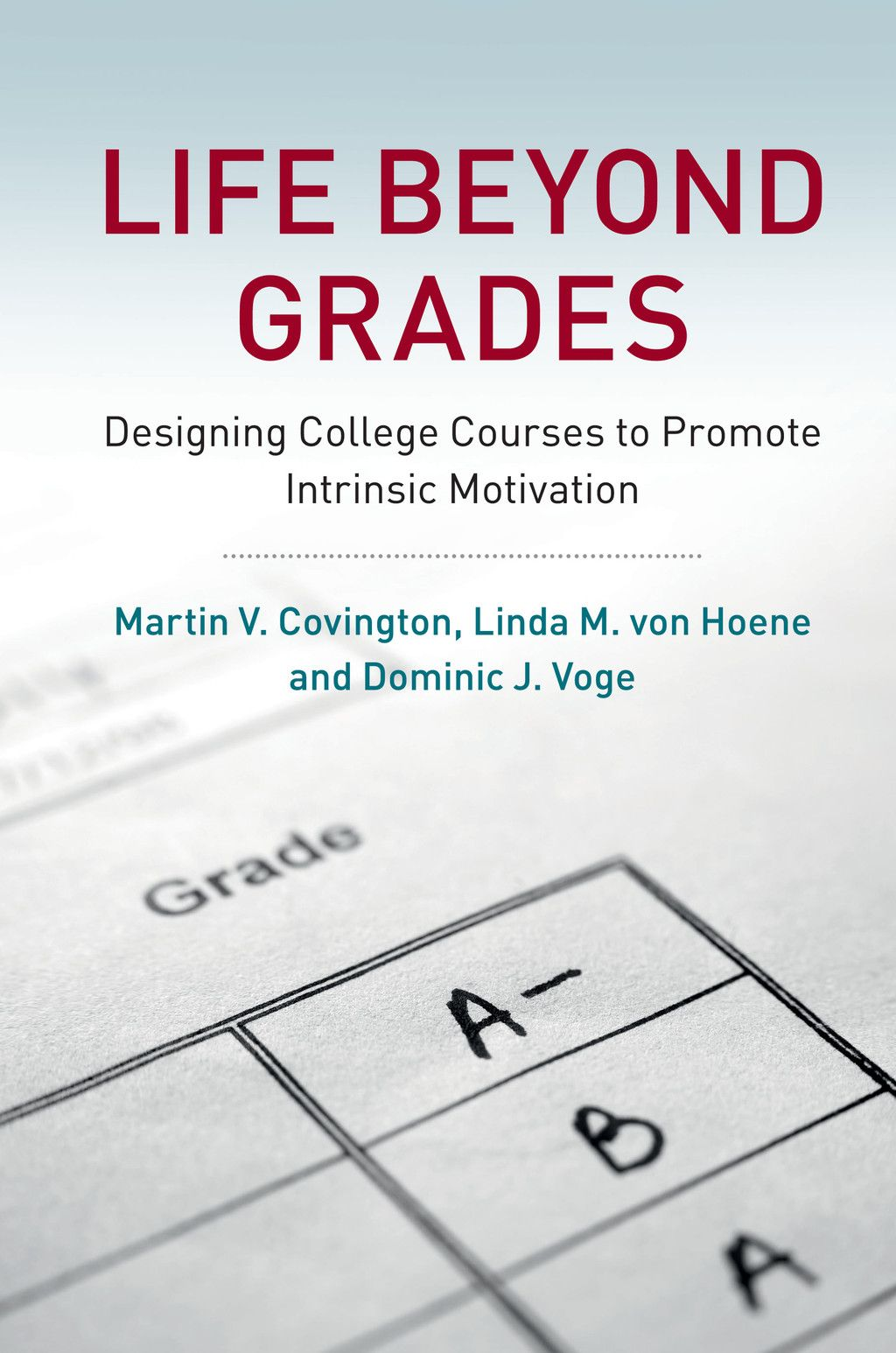 Life Beyond Grades Ebook In
