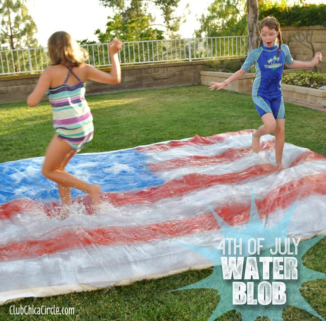 4th of july water activities