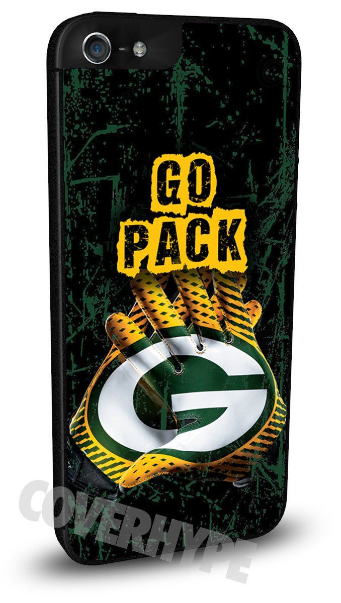 Green Bay Packers Cell Phone Hard Case for iPhone 6, iPhone 6 Plus, iPhone
