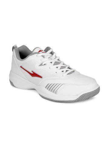 Erke Men White Tennis Shoes   Myntra