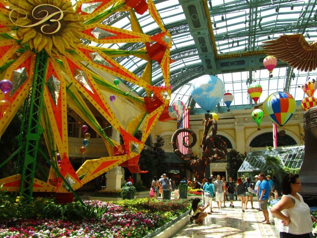 Things to Do in Las Vegas When You're Under 21 Years Old