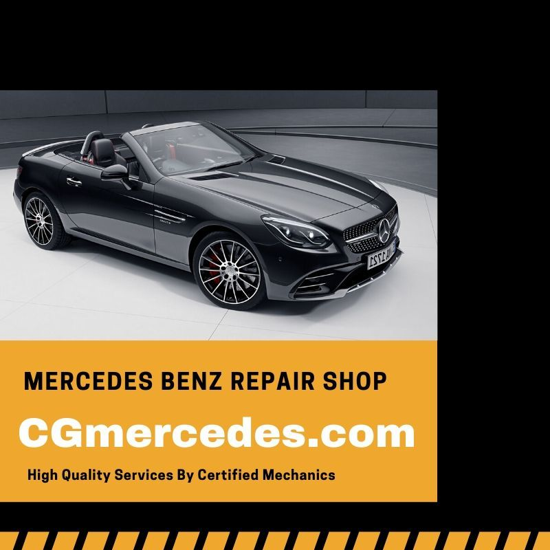 Benefits Of Taking Your Vehicle To The Best Mercedes Auto