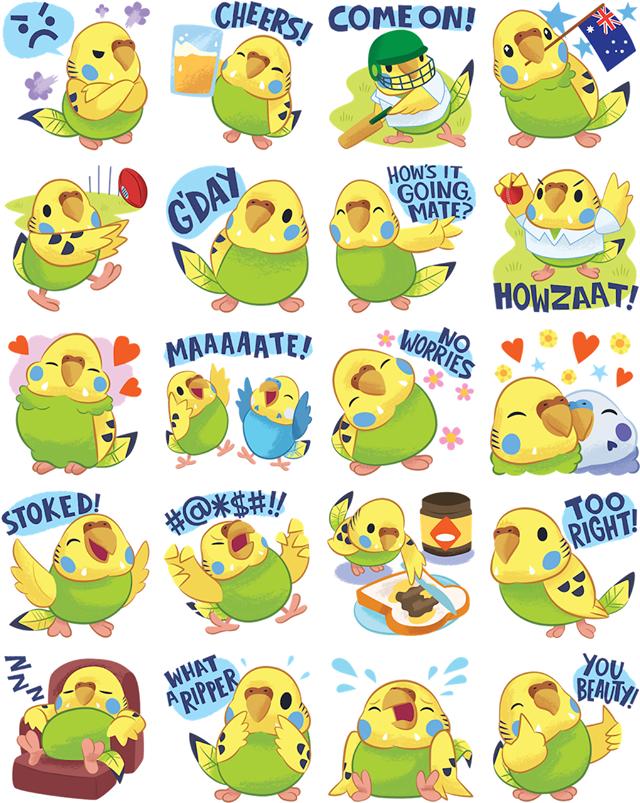 oakley stickers facebook