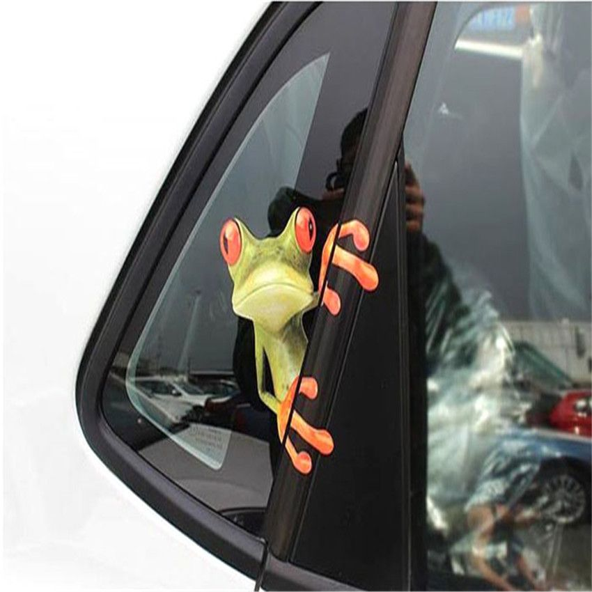 Dependable D Peep Funny Car Stickers Truck Window Decal Graphics - Funny decal stickers for carssticker car window picture more detailed picture about funny car