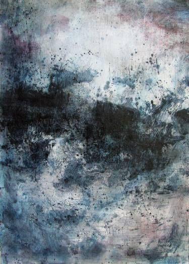 "Saatchi Art Artist FRANCOIS RÉAU; Painting, ""Oplontis "" #art"