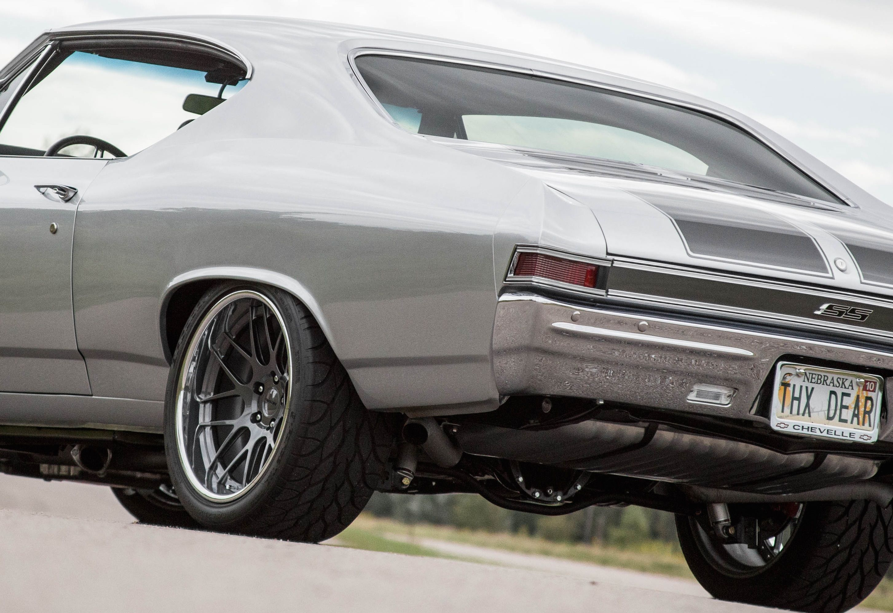 Dave Reeder\'s frame-off restoration \'68 Chevelle is powered by a ...