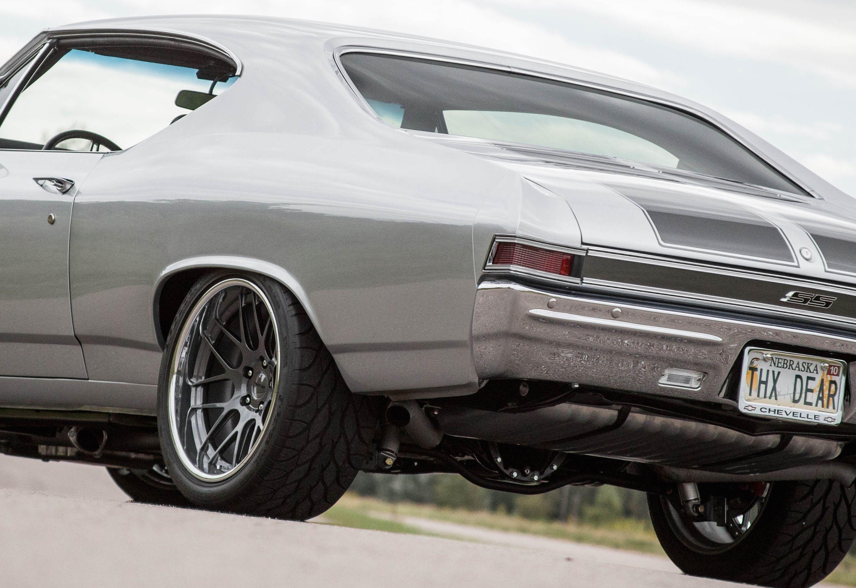 Dave Reeder's frameoff restoration '68 Chevelle is