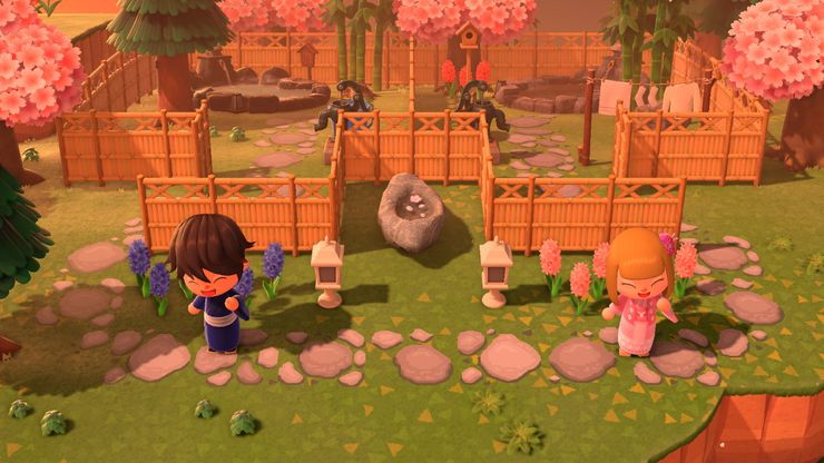 Animal Crossing New Horizons Allows For An Unprecedented Amount Of Customization And Here Are 10 Fantast Animal Crossing Japanese Animals Animal Crossing Game