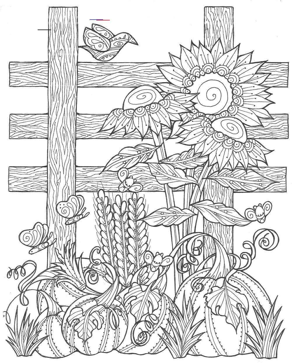 Sunflower Pumpkin Patch Coloring Page Coloringpagestoprint Love Pumpkins And Su In 2020 Herbst Ausmalvorlagen Kurbis Malvorlage Kostenlose Erwachsenen Malvorlagen