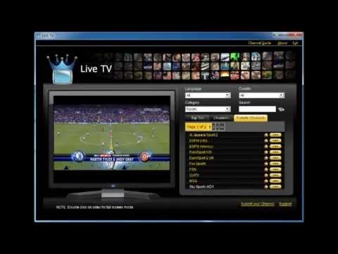 4f634953 How To watch TV Online Free Streaming On PC 45000+ Channel ...