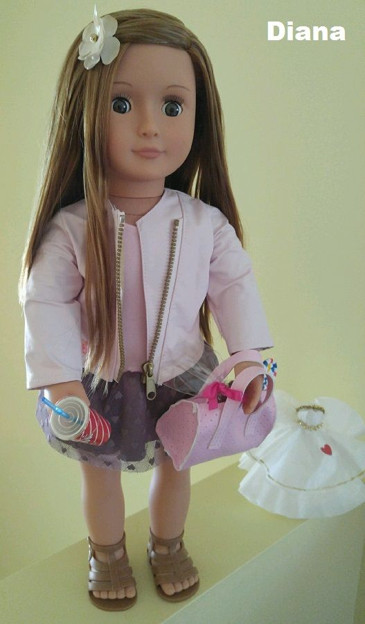 331bc8e24ea2 Image result for our generation doll vienna